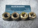 4 x GENUINE HYUNDAI COUPE 2002-2005 STANDARD WHEEL NUTS